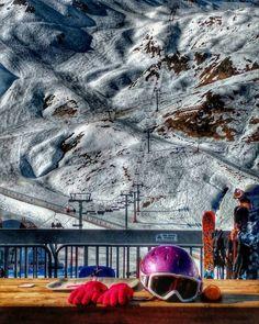 Frioooooooooo!  #cauterets  #ski #Franca #stationcauterets by lucianaqueiroz0