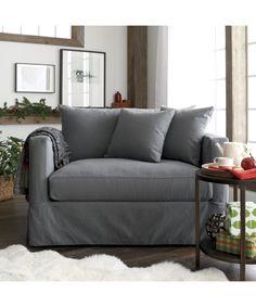 Willow Twin Sleeper Sofa | Crate and Barrel