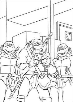 teenage mutant ninja turtles ausmalbilder 30 teenage mutant ninja turtles coloring page