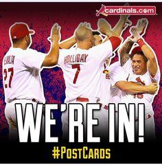 Cardinal Nation!!!!