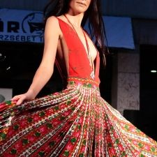 To see more of Erika's unique designs featured on runways across the world, visit our facebook page (Romani Design) or www.romanidesign.hu! Erika, Fashion Inspiration, Runway, Culture, Facebook, Unique, Design, Cat Walk, Walkway