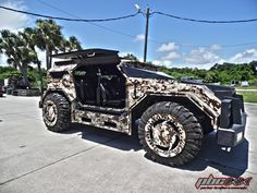 The Boss Hunting Truck - Yahoo! Autos