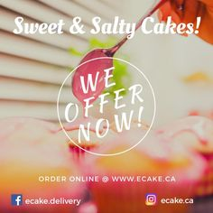 Craving Cake? Order online!⠀ #cakes #cake #cakedecorating #chocolate #birthdaycake #cakesofinstagram #cupcakes #food #cakestagram #foodporn… Salty Cake, Sweet And Salty, Instagram Feed, Cravings, Cake Decorating, Food Porn, Birthday Cake, Cupcakes, Chocolate