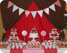 For Ava's Birthday.... Gingerbread House Party Birthday Party Ideas | Photo 14 of 22