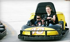 Groupon - 6 or 12 Go-Kart or Bumper-Boat Rides at Summerland Family Fun Park (Up to 52% Off). Groupon deal price: $12.00