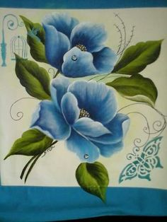 17 mejores ideas sobre Pintura Sobre Tela en Pinterest | Almohadas ...