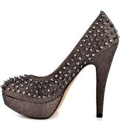 Heels.com - Vince Camuto, Madelyn - Bronzite Glitter