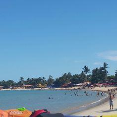Praia cruzeiro Bahia