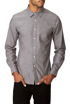 Are you tall and slender?  Slim-cut dress shirts are the most flattering!