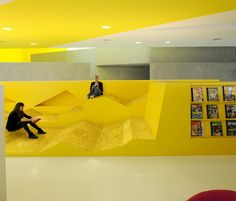 Gallery of Multicultural Centre in Isbergues / Dominique Coulon & Associés…