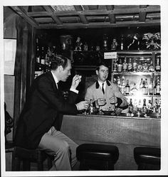 patrick mcgoohan pub visit from photo montage the prisoner Arrival | Flickr - Photo Sharing!