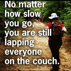 Don't Be A Couch Potato!