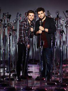 The Swon Brothers #Top16 #TeamBlake
