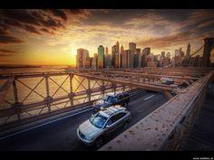 28 amazing HDR images of amazing New York