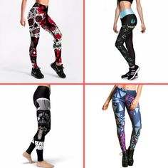 Win 1 Year's Worth Of Cute, Sexy & Quirky Leggings
