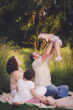 family of 4 photography ideas Nampa Idaho Monicadellphotography.com