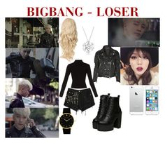 BIGBANG - LOSER (SeungRi) outfits