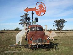 Ute of Arms - Utes in the Paddock, Ootha, NSW, Australia