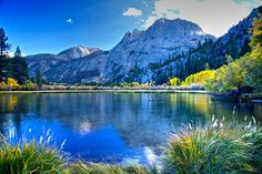 Carson Peak and Silver Lake jigsaw puzzle in Great Sightings puzzles on…