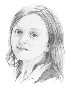 pencil portrait portrait drawing art and drawings pencil drawings ...