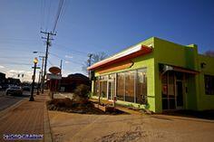 Zada Janes corner cafe...in Charlotte...next IKEA trip...maybe?