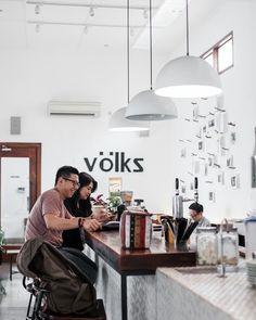 Coffee Shop Surabaya, Custom Furniture, Coffee Shop, Dining, Interior, Shopping, Home Decor, Bespoke Furniture, Coffee Shops