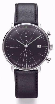 Junghans  Chronograph Black