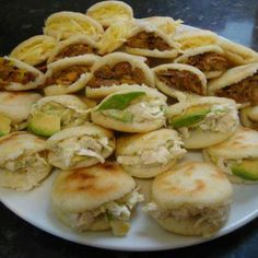 Venezuelan 'arepas'   - Explore the World with Travel Nerd Nici, one Country at a Time. http://TravelNerdNici.com