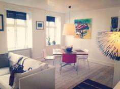 Airbnb Rental Apartment In Vesterbro, Copenhagen, Denmark