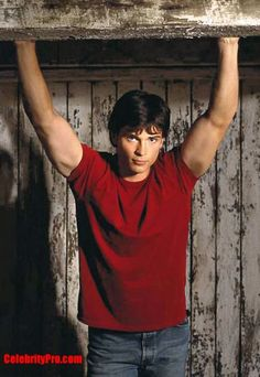 Tom Welling<3 I've had this poster on my wall for about a decade now...