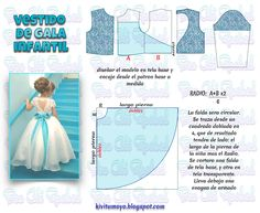 62 Ideas For Sewing Diy Dress Baby Girls Kids Dress Patterns, Doll Clothes Patterns, Baby Patterns, Princess Dress Patterns, Sewing Kids Clothes, Sewing For Kids, Baby Sewing, Sewing Diy, Little Girl Dresses