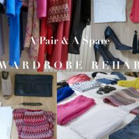WARDROBE REHAB – 6 STEPS TO YOUR PERFECT CLOSET