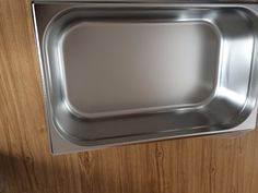 pezo Stainless steel Gastronom Container /Gastronome pan/GN Pans