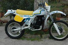 1983 Husqvarna XC500