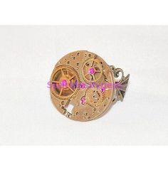 Steampunk Ring (Rg044)