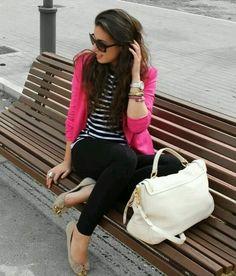 Agrega el color rosa a tus outfits, ¡triunfarás seguro!