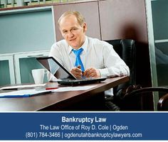http://www.ogdenutahbankruptcylawyers.com/2013/02/why-hire-bankruptcy-attorney/ – When it comes to personal bankruptcy, trust The Law Office of Roy D. Cole. We are experts in the bankruptcy laws of Utah and ready to help you in any way possible. Visit our website and request a free consultation.