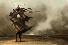 Ghost Fantasy Art | Fantasy Ghost Art War ghost by alexalexandrov