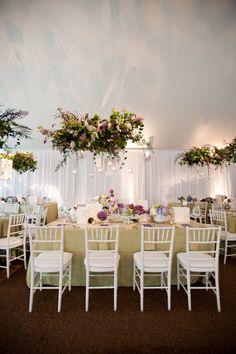 Barrington Wedding by Fandl Photography | Style Me Pretty