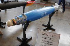 2011.09.04 #JASDF #misawa #GBU38 #JDAM #Weapon