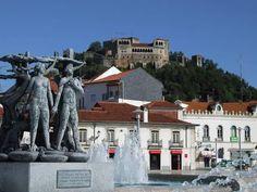 cidade de Leiria, Portugal