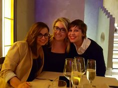 Luana Iolanda e Nurye.  Amazing trio of wonders!  Il trio delle meraviglie!   #milanoscala