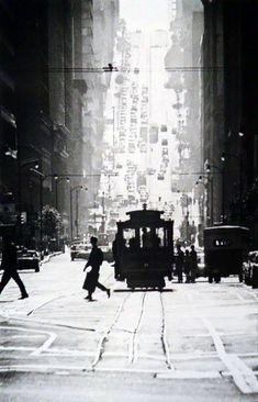 San Francisco, California. 1946