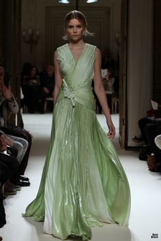 Georges Hobeika HOUTE COUTURE SPRING/SUMMER 2012 High Fashion Haute Couture Georges Hobeika featured fashion
