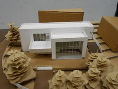 Architecture Panel, Architecture Portfolio, Architecture Details, Architecture Quotes, Concept Architecture, Architectural Design Studio, Architectural Section, Architecture Drawing Sketchbooks, Models