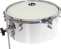 LP Drum Set Timbale 5.5X13 Chrome by LP. $101.97. Add a classic and distinct timbale sound to your drum set or percussion set-up. Save 33%!