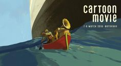 La production et les savoir-faire régionaux sont à l'honneur lors de ce 20ème anniversaire de Cartoon Movie les 7, 8 et 9 mars 2018 au Palais des Congrès de Bordeaux.