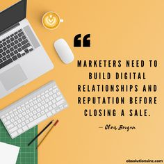 The Marketing, Online Marketing, Digital Marketing, Today Quotes, Management, Relationship, Website, Modern, People