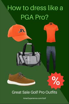 Pro golfers clothes outfit – Perhaps you are seeking something that is not easily accessible in every golf retail store or pro shop. We try to answer the 3 most frequent questions about Tour Pro Outfits and to find out where to buy them. The key questions are the following 1) How to dress like a PGA Pro?2) Where do Pro Golfers get their best golf outfit ideas? 3) What are the best golf clothing brands? Golf Attire, Golf Outfit, Mens Golf Fashion, Golf Pga, Used Golf Clubs, Golf Training Aids, Golf Club Sets, Golf Stores, New Golf