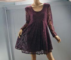 I wish I looked good in dark purple